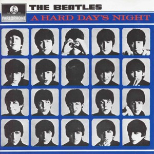 Beatles, The - A Hard Day's Night Vinyl LP