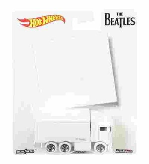 Beatles - Hot Wheels White Album Hiway Hauler