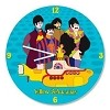 Beatles - Yellow Submarine Clock