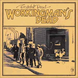 Grateful Dead - Workingmans Dead Button