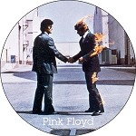 Pink Floyd - Wish You Were Here Button