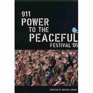 911 Power to the Peaceful Festival  DVD