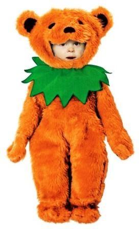 Grateful Dead Baby Dancing Bear Costume Sunshine Daydream