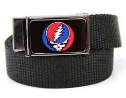 Grateful Dead - Classic Black SYF Belt