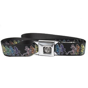 Grateful Dead - Dancing Skeletons Seatbelt Belt