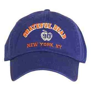 Grateful Dead - New York NY 1990 Baseball Cap