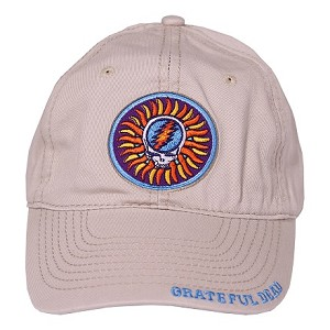 Grateful Dead - Steal the Sun Baseball Cap