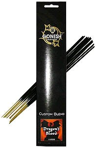 Gonesh - Dragon's Blood Incense Sticks