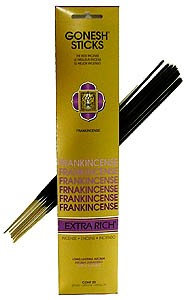 Gonesh - Frankincense Incense Sticks