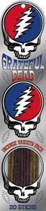 Grateful Dead - Steal Your Face Incense