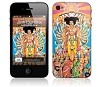 Jimi Hendrix - Axis Music Skin for iPhone or iPod Touch