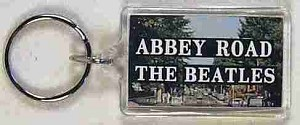 The Beatles  - Abbey Road Keychain