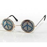 60's John Lennon Peace Sunglasses