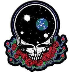 Grateful Dead - Space Your Face Small Patch
