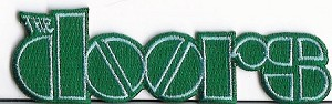 The Doors - Logo Patch