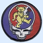 Grateful Dead - Steal Your Bear Patch