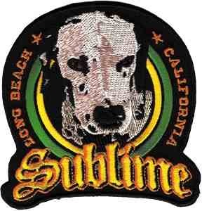 Sublime - Lou the Dog Patch