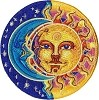 Sun & Moon & Stars Patch