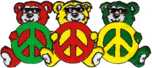 Three Bears and Peace Patch