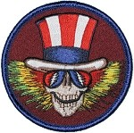Grateful Dead - Psycle Sam Patch