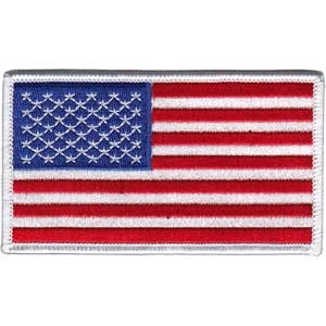 U.S. Flag Embroidered Patch