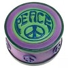 Large Round Peace Sign Jewelry Box