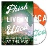 Phish - Live in Utica CD & DVD 4 Disc Set