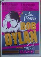 Bob Dylan 2003 Official Tour Poster