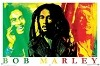 Bob Marley - 3 Faces Poster