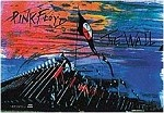 Pink Floyd - Marching Hammers Textile Poster