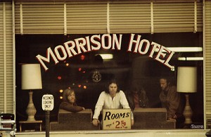 The Doors - Morrison Hotel Poster