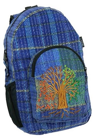 Four Seasons Cotton Backpack