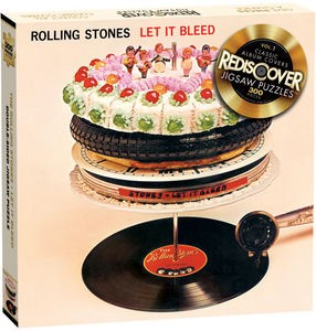 The Rolling Stones - Let It Bleed Jigsaw Puzzle