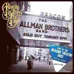 Allman Brothers Band Live At The Beacon Theatre Vinyl