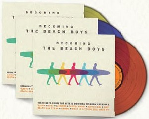 Beach Boys - Becoming The Beach Boys LP
