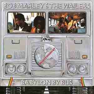 Bob Marley - Babylon By Bus LP