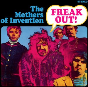 Frank Zappa and The Mothers of Invention - Freak Out! Vinyl LP