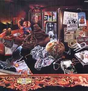 Frank Zappa and The Mothers of Invention - Over-Nite Sensation LP