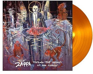 Frank Zappa - Feeding the Monkies at Ma Maison RSD Black Friday LP