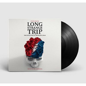 Grateful Dead -  Long Strange Trip Soundtrack 2 LP Vinyl Set