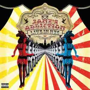 Jane's Addiction - Live in NYC 2 LP