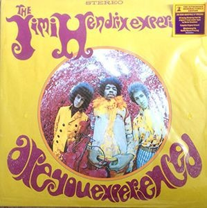Jimi Hendrix - Are You Experienced Vinyl Record LP