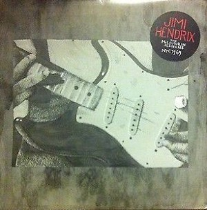 Jimi Hendrix - The McLaughlin Sessions NYC 1969 LP