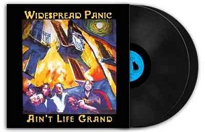 Widespread Panic - Ain't Life Grand Record Album