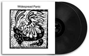 Widespread Panic - Self Titled LP Record