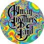 Allman Brothers Band - Fractal Logo Sticker