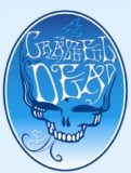 Grateful Dead - Blue Smoke Sticker