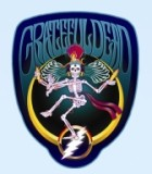 Grateful Dead - Shiva Crescent Sticker