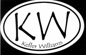 Keller Williams - KW Sticker