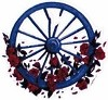 Grateful Dead - The Wheel Sticker